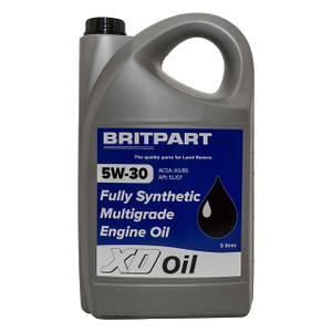 5W-30 XD Fully Synthetic Engine Oil 5 Litre - DA1529