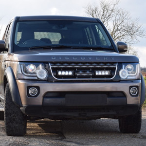 Discovery 4 Grille Integration Kit Lazer - DA1694