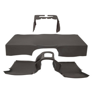 Defender Grey Acoustic Mat System Grey Wrightoffroad - DA1746GREY