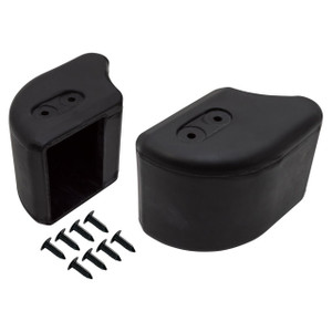 Defender Bumper Rubber End Cap Kit - DA8601