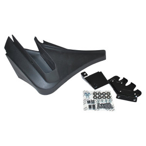 Range Rover L322 Front Right Hand Side Mudflap - VUB001320LR