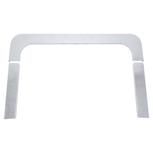 Defender & Series Rear Door Goal Post Cladding Safari - DA3613