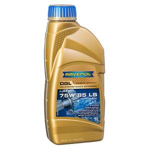 DGL SAE 75W-85 GL-5 LS Transmission Oil 1 Litre Ravenol - LR052059