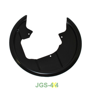 JGS4x4   Land Rover Discovery 2 Front Brake Dust Shield Mud Shield Backing Plate Right Hand - FTC4908