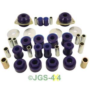 Land Rover Defender Polyurethane Suspension Poly Bush Kit - BA2071A