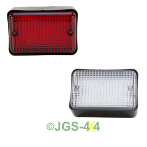 Land Rover Defender LED Fog & Reverse Light Kit Bright Long Life LED Lamps