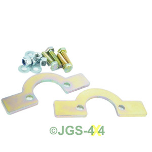 Land Rover Defender & Discovery 1 Front Coil Spring Retainer Clamps