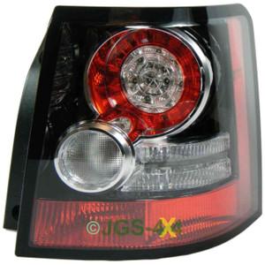 Land Rover Range Rover Sport LED Rear Tail Light Lamp RH 2012 'Black' - LR043994