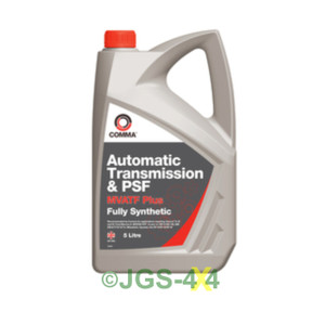 COMMA Automatic Transmission & PSF Fully Synthetic Dexron 6 Fluid 5L - MVATF5L