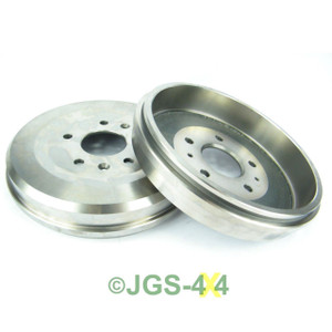Land Rover Freelander 1 Rear Brake Drums - SDC100130