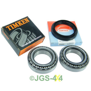 Land Rover Defender Discovery 1 Wheel Bearing Kit With Seal TIMKEN - RTC3429