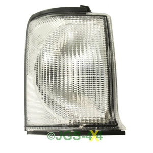 Land Rover Discovery 2 Front R/H O/S Right Clear Indicator Light Lamp - XBD100870