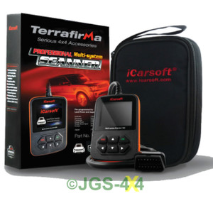 iCarsoft i930 Diagnostic Scan Fault Code Reader Tool Land Rover Jaguar TF930
