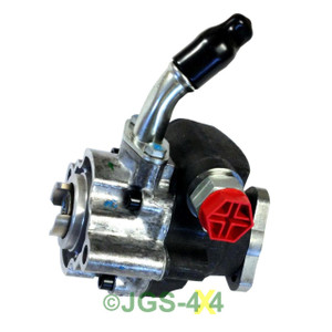 Land Rover Defender TD5 Power Steering Pump PAS - QVB101350