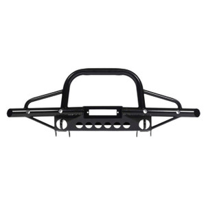 Defender Front Tubular Winch Bumper without Air Conditioner Terrafirma - TF001