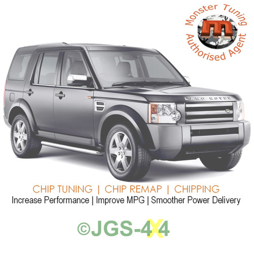 Discovery 3 2.7 TDV6 Monster Tuning Remap Performance Engine Tune