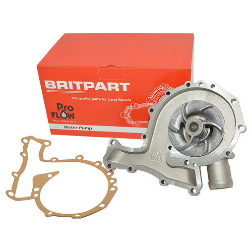 Discovery 1 /& Range Rover Classic V8 Water Pump STC483G OEM Land Rover Defender