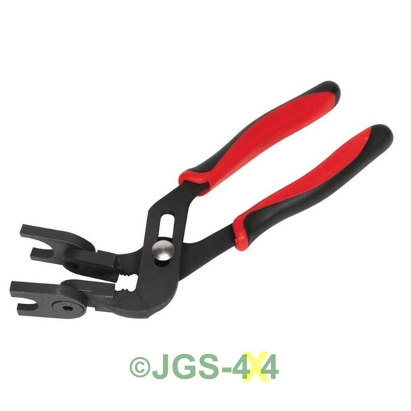 Oil Cooler Heat Exchanger Quick Coupling Pliers - SEALEY - VS0559