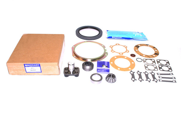 Land Rover Series 2A, 3 Swivel Housing Repair Kit Without Housing - DA3181P