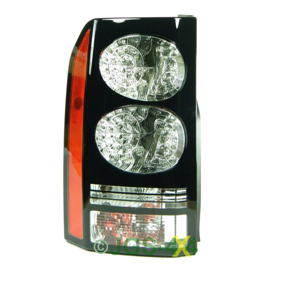 Land Rover Discovery 4 Rear BLACK Led Tail Light Left LH OEM - LR052397