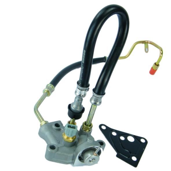 JGS4x4 | Land Rover Discovery 2 Td5 15P Fuel Pressure Regulator 2 Pipe FPR OEM - LR016318
