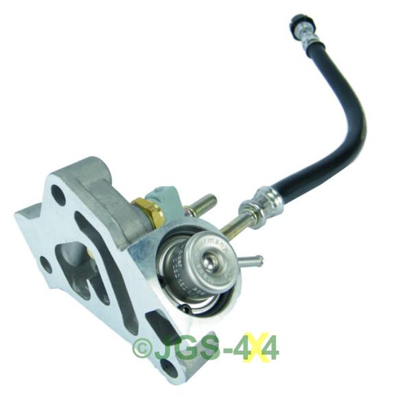 Land Rover Defender TD5 Fuel Pressure Regulator 1 Pipe FPR OEM - LR016319