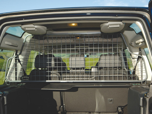 Land Rover Discovery 2 L318 Dog Guard Half Height Mesh Type - STC50323