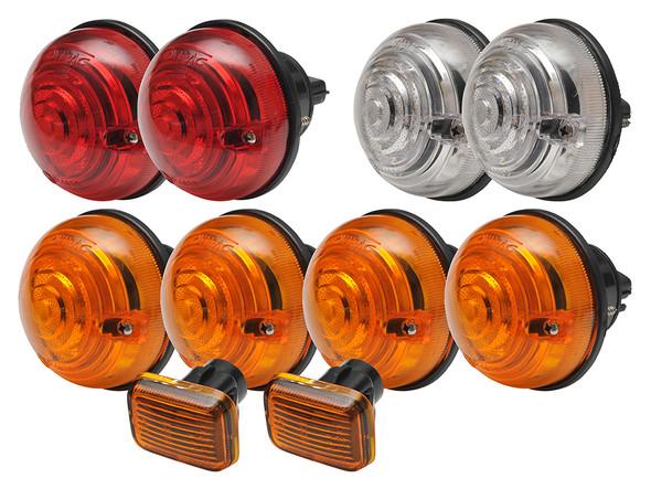 Land Rover Defender Indicator Light & Lamp Kit OEM WIPAC - DA1080G