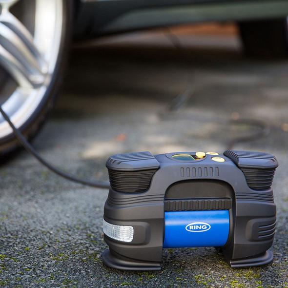 Air Compressor Rapid Digital Tyre Inflator Ring - DA5078_3