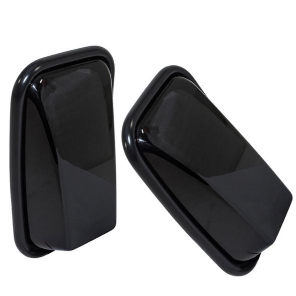 Defender XS Gloss Black Wing Mirrors - DA6892