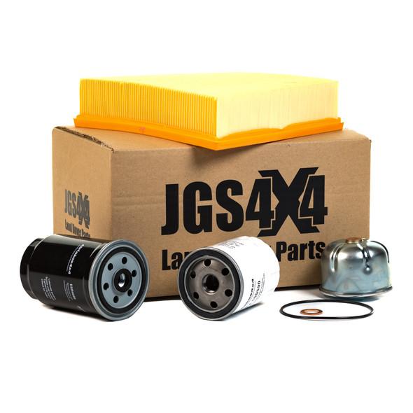 JGS4x4 | Land Rover Defender Td5 Engine Filter Kit Service - SKT6004