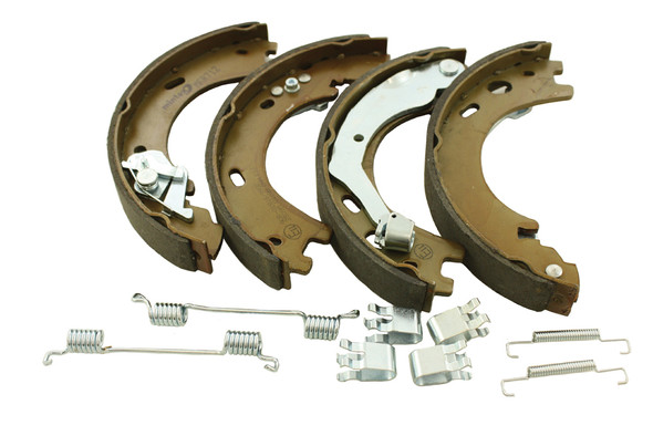 JGS4x4 | Land Rover Range Rover Sport L320 Hand Brake Shoe Kit With Springs - SFS500012