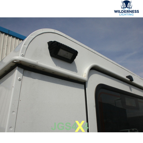 Wilderness Scene LED Downlighter Camper, Caravan, 4x4 Worklight