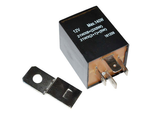 JGS4x4 | Land Rover Freelander 1 Electronic Flasher Unit Relay For Towing - YWT10002L