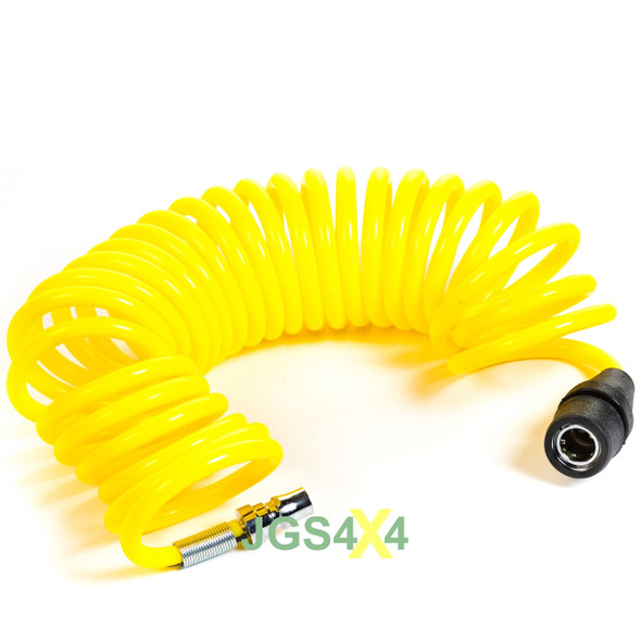 T-MAX 12V Air Compressor Spare Air Hose And Tyre Valve Connector
