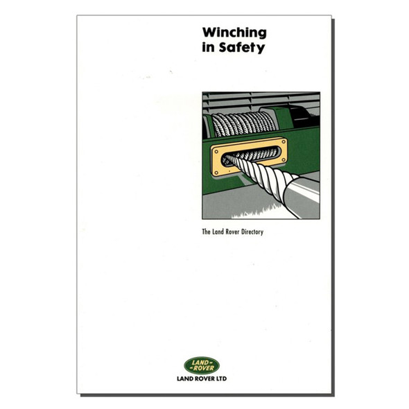 Winch in Safety A5 Book - DA3156