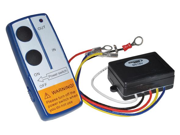 JGS4x4 | Land Rover Universal 12V Winch Wireless Remote Control - DB1308