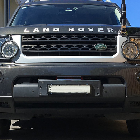 JGS4x4 | Land Rover Discovery 3 & 4 Discrete Recovery Winch Mount - DA7537