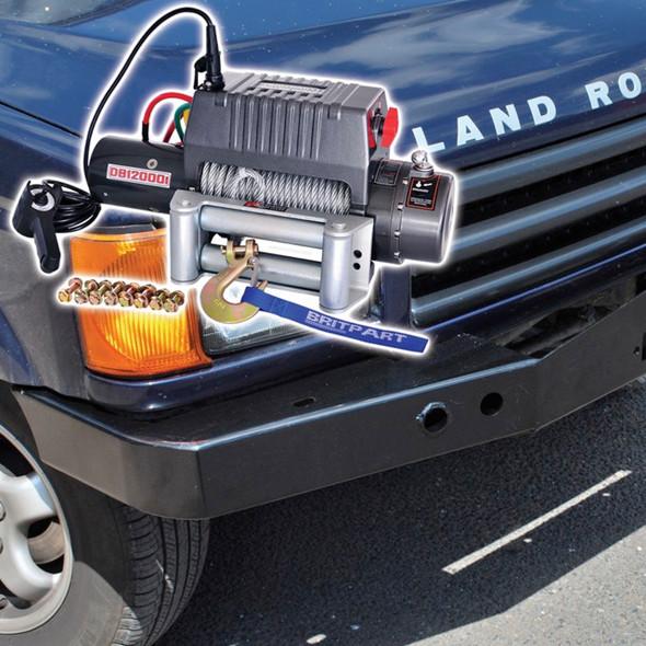 Discovery 2 Standard Bumper Kit - DB1346