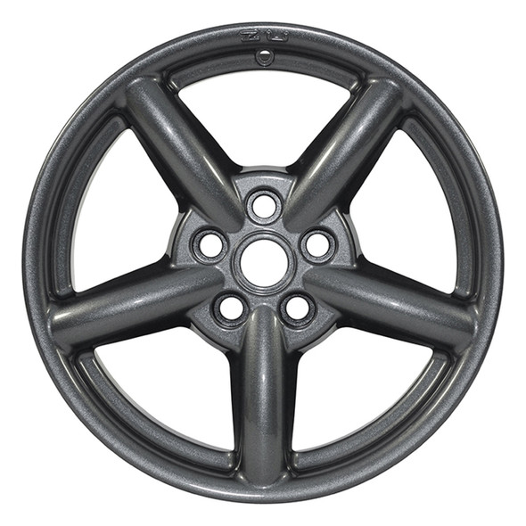 Discovery3/4 & Range Rover Sport Mk1 & Range Rover L322 Wheel Anthracite Gloss Zu Rim - DA2452