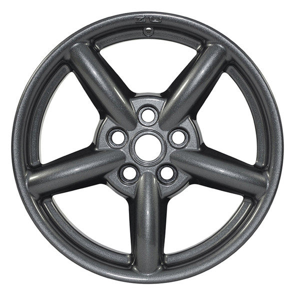 "Discovery2 & Range Rover P38 16"" x 8"" Wheel Anthracite Gloss Zu Rim - DA2433"