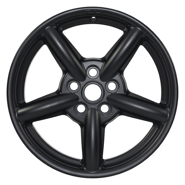 "Discovery2 & Range Rover P38 16"" x 8"" Wheel Black Matt Zu Rim - DA2438"