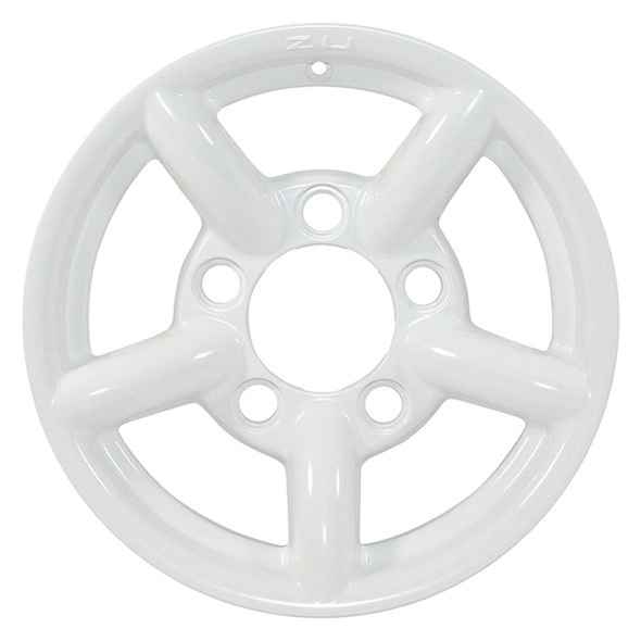 "Defender & Discovery1 & Range Rover Classic 16"" x 7"" Wheel White Zu Rim - DA2434"