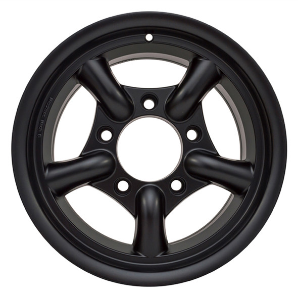 "Defender & Discovery1 & Range Rover Classic 16"" x 8"" Wheel Satin Black Maxxtrac - DA2471"