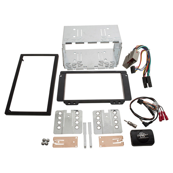 Freelander 1 Double Din Radio Install Kit - DA2613
