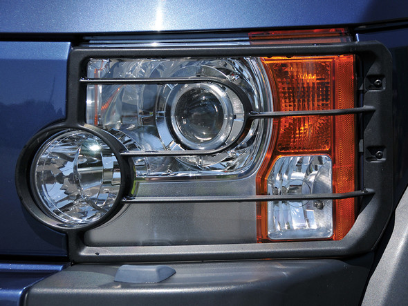 Land Rover Discovery 3 Front Light Guards - VUB501200