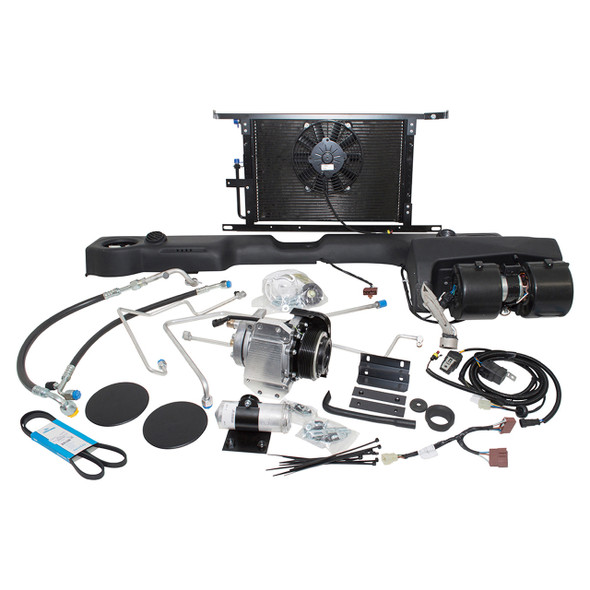 Defender 90/110 Front LHD Air Conditioning Kit - DA2343L