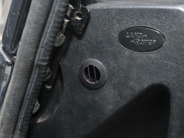 Land Rover Defender Windscreen Demister Kit - DA1205