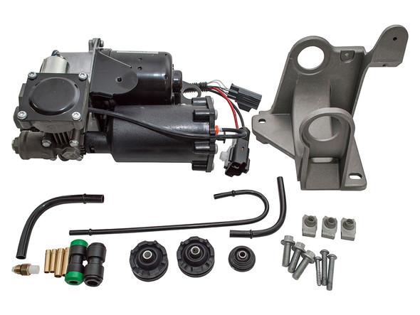 JGS4x4 | Land Rover Discovery 3 L319 Air Suspension Compressor Kit Genuine Hitachi - DA3965