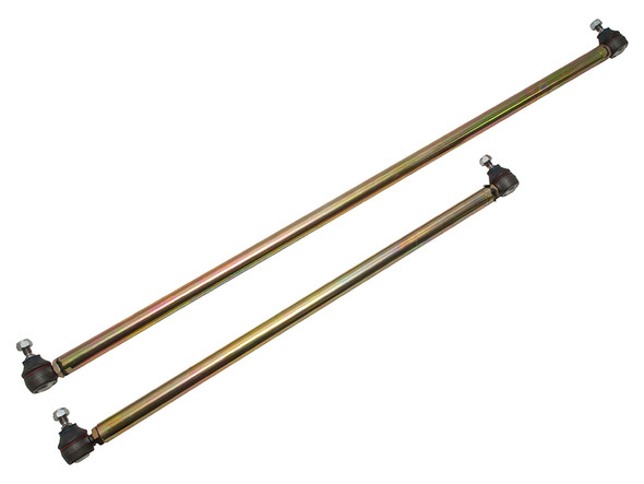 JGS4x4 | Land Rover Series 2, 2A, 3 Heavy-Duty Steering Arms With OEM Track Rod Ends - DA5501G